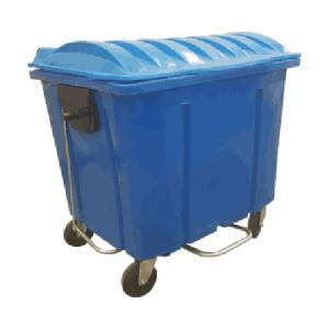 Container 1000 Litros Com Pedal