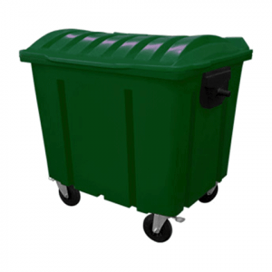 Container 1000 Litros Sem Pedal