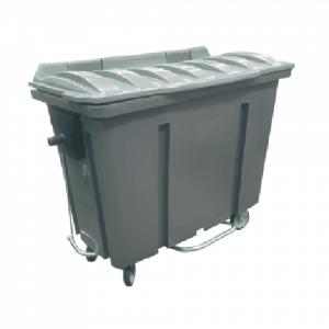 Container 500 Litros Com Pedal