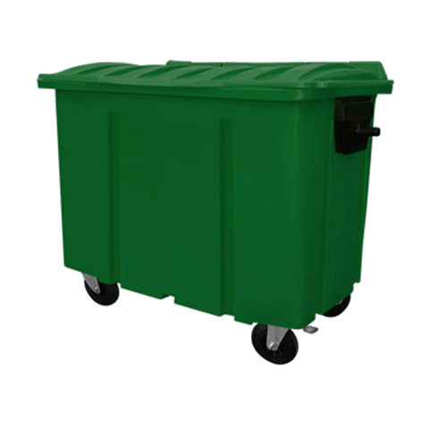 Container 700 Litros Sem Pedal
