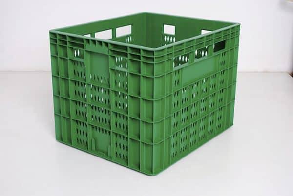 Caixa Plástica Agrícola 120 Litros